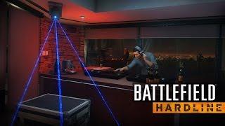 Battlefield Hardline Gameplay Series – Character Design