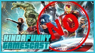 No Avengers or Final Fantasy VII Remake :( - Square Enix E3 2018 Analysis - Kinda Funny Gamescast