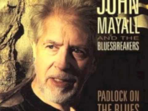 John Mayall Padlock On The Blues