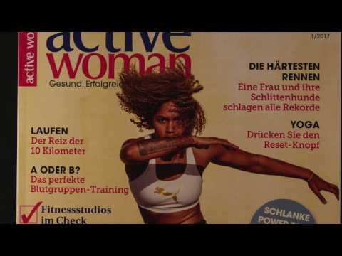 active woman Magazin 1: Fitness und Gesundheit für mich