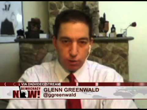 Glenn Greenwald on Secret NSA Program to Crack Online Encryption