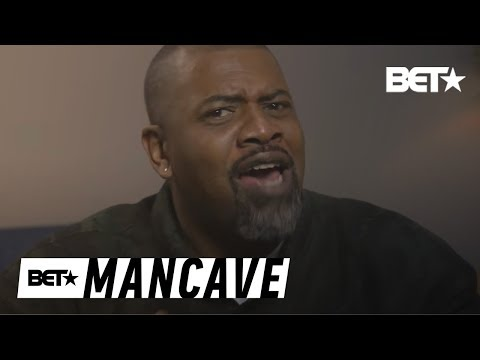 'Black Jesus' a.k.a. Slink Johnson Doesn't Agree With A Kush Diet | BET's Mancave