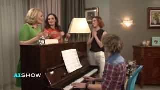 Provocare AISHOW: Aliona MOON cântă piesa Price Tag