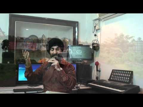 Ae jaate hue lamho -  jasvinder dhani live