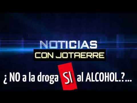 No a las drogas si al alcohol