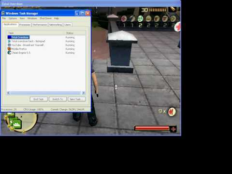 Total Overdose Hack With Cheat Engine video