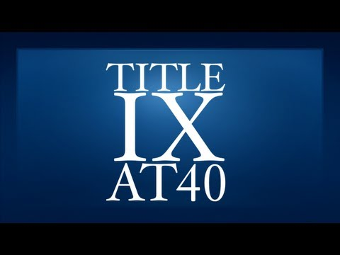 Title IX at 40