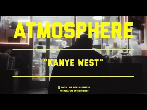 Atmosphere - Kanye West (Official Video) klip izle