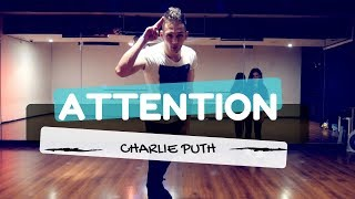 """""""ATTENTION"""" - Charlie Puth Dance 