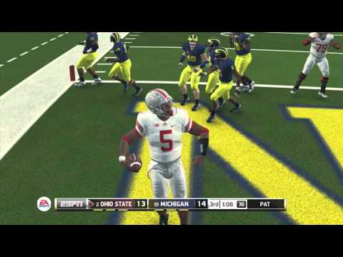 Bill Gates The College QB? Guess So Check out some of my other great Sports Gaming Series! ========================================== NCAA 14 Videos: http://...
