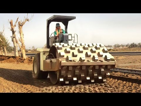 ROAD CONSTRUCTION MACHINES AND INVENTIONS THAT ARE ON ANOTHER LEVEL