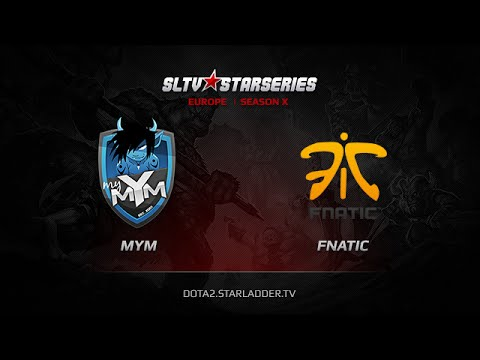 MYM  vs  Fnatic, SLTV Europe Season X, Day 20, Game 4