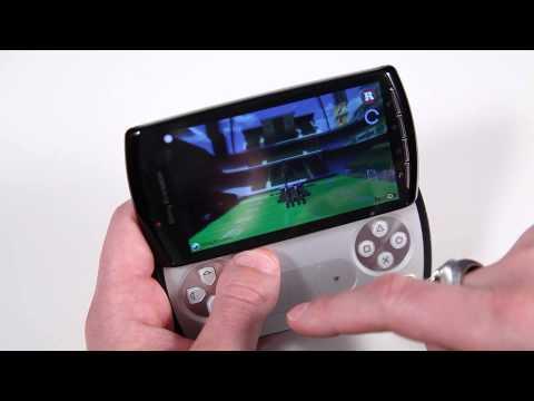 Havok game engine demo on Sony Ericsson Xperia PLAY