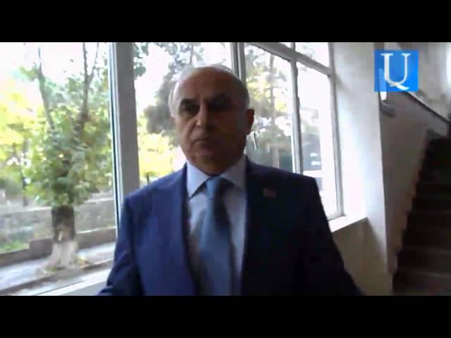ՀՀԿ-ական պատգամավորը` Եռյակի հանրահավաքների մասին
