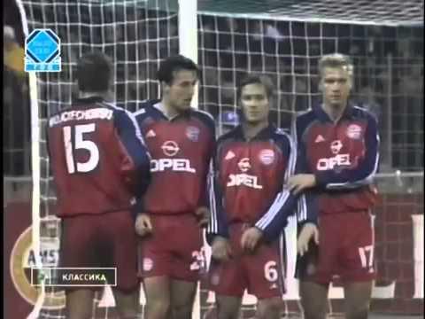 Динамо (Киев) - Бавария (Мюнхен) 2-0.  ЛЧ 1999/00 (обзор)