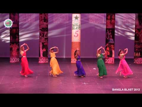 Bangla Blast 2013: Dheem Tana Dance video