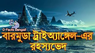 Bermuda triangle mystery solved | Mysterious Facts | D Facts Bengali