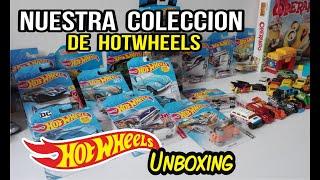 jugando con hotwheels   coleccion batman dc comics unboxing