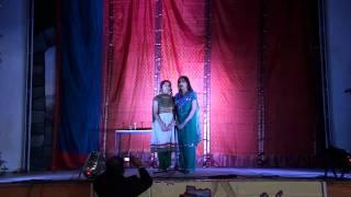 Maa Telugu Talliki Song by Harshitha and Mahitha - ITA US2011