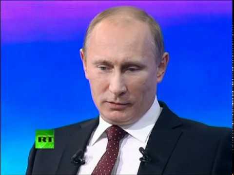 Putin Responds to McCain's threat that Putin might end up like Gaddafi (Dec 15, 2011)