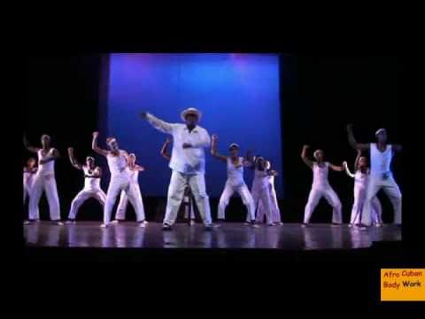 « Por Cimarron » Xxx Aniversario    Presented By: Afro Cuban Body Work video