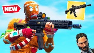 The NEW TACTICAL AR in Fortnite