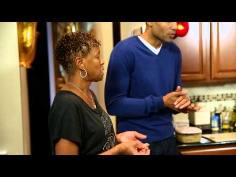Grant Hill and Ray Allen's Mom Cook for the Miami Heat On Inside Stuff