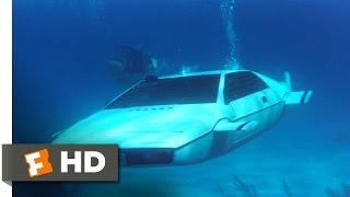Video clip The Spy Who Loved Me (6/10) Movie CLIP - Submarine Car (1977) HD