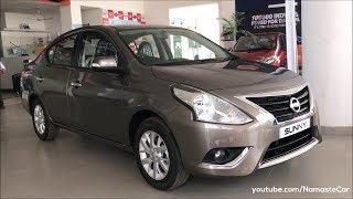 Nissan Sunny/Latio XV 2018 | Real-life review