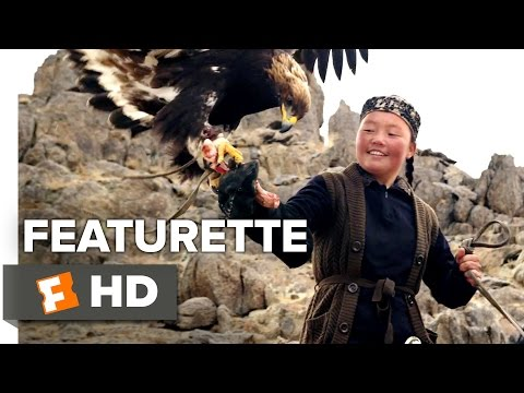The Eagle Huntress Featurette - Soaring Cinematography (2016) - Documentary streaming vf