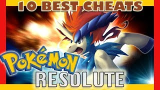 Pokemon Resolute Cheats 10 Best Recommended