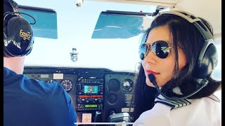 The Challenges Of Being A Female Pilot