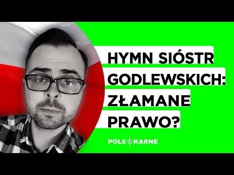 Siostry Godlewskie śpiewają Hymn. Złamane Prawo?