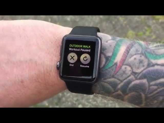 Apple Watch - Tattoo-Gate!