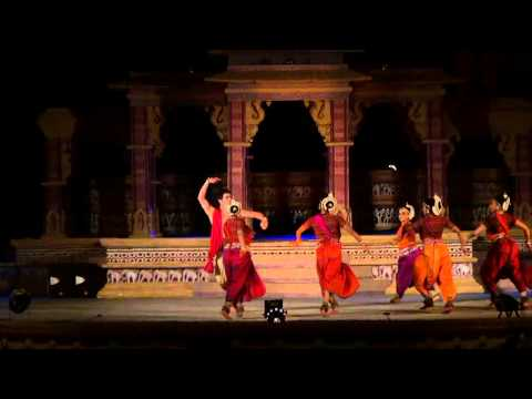 Khajuraho Dance Festival 2013