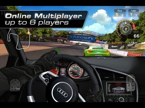 GT Racing: Motor Academy Free+ Gameplay for iOS