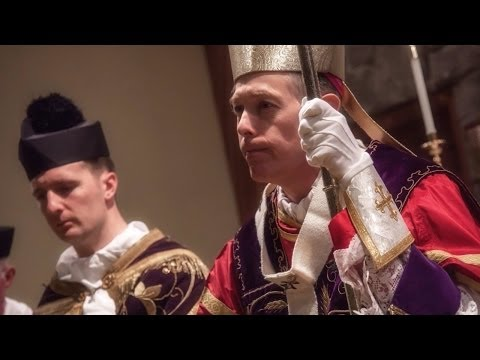 Archbishop Sample: Pontifical Mass Homily video
