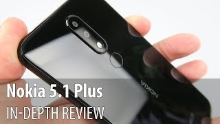 Nokia 5.1 Plus In-Depth Review (Midrange Nokia Notch Phone With Dual Camera)