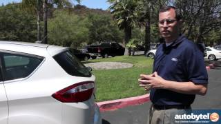 2013 Ford C-MAX Hybrid Walkaround Car Video Review with Chief Program Engineer John Davis