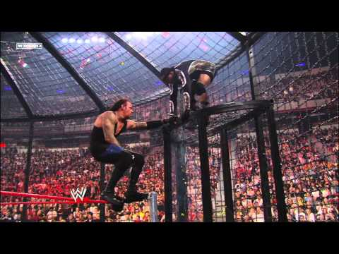 Undertaker sends MVP crashing down: No Way Out 2008