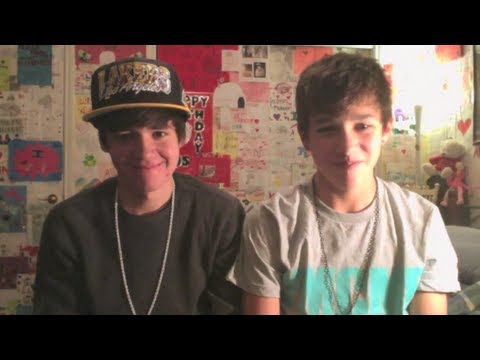 COOL MORNING 2 - Austin Mahone and Alex Constancio random blog 2 Music Videos