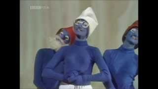 Legs & Co - 'The Smurf Song' Top Of The Pops Father Abraham & The Smurfs