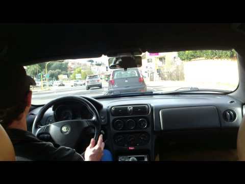 Adrian & Alfa Romeo GTV 2.0 T.SPARK 16V