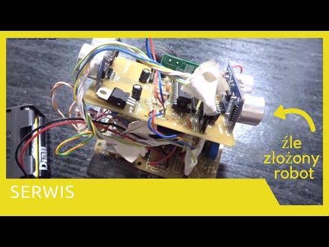 ZiZ - Jak Naprawić Robota Cz.1 [Serwis]