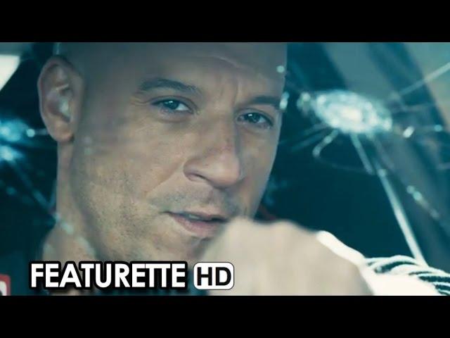 Furious 7 Featurette: 'Meet The New Cast' (2015) - Vin Diesel HD