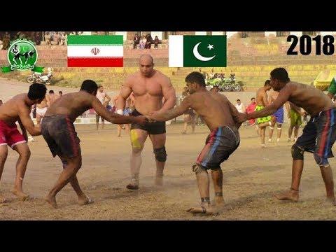 Iran Vs Pakistan Ordinace Factory 2018 Kabaddi Match   National Kabaddi Championship 2018 Lahore