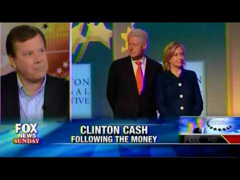 • Peter Schweizer • Clinton Cash • Fox News Sunday • 4/26/15 •