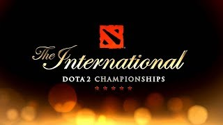Dota 2 Live | Navi vs Vega Squadron | The International 2017 | Regional Qualifiers |