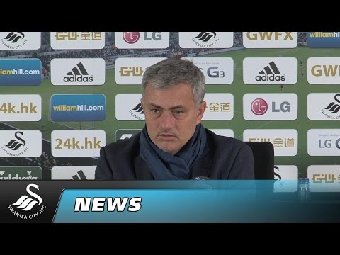 Swans TV - Reaction: Mourinho