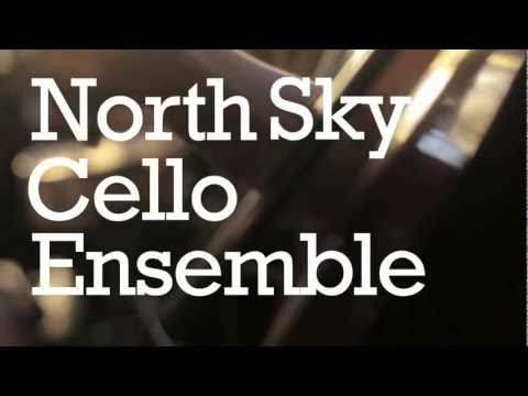 North Sky Cello Ensemble with Brian Chase -